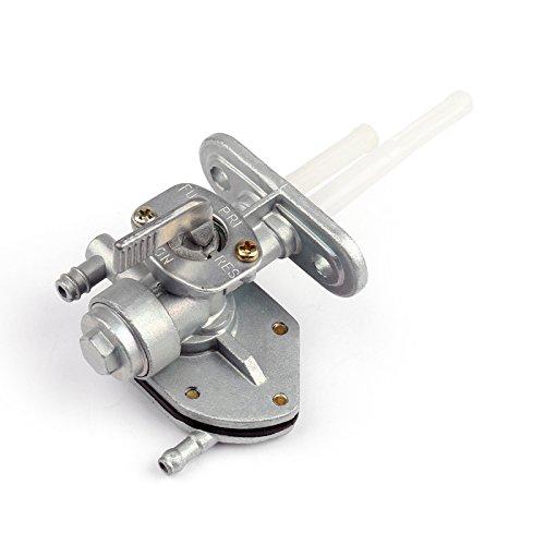 Topteng - Grifo de depósito de gasolina con válvula Petcok. para Ka-wa-sa-ki Vulcan 500 Zephyr 750 Ninja 500 R