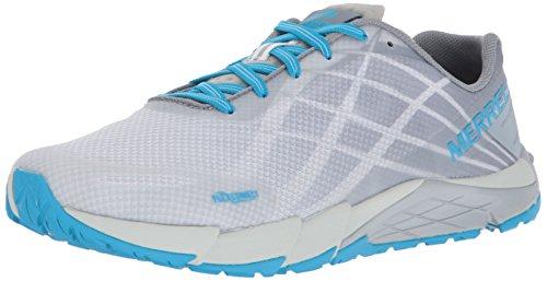 Merrell Bare Access Flex, Zapatillas de Running para Mujer, Blanco (Ice), 36...