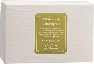 Mt.Sapola マウントサポラ ナチュラル石鹸 120g レモングラス 日本未発売 [並行輸入品]
