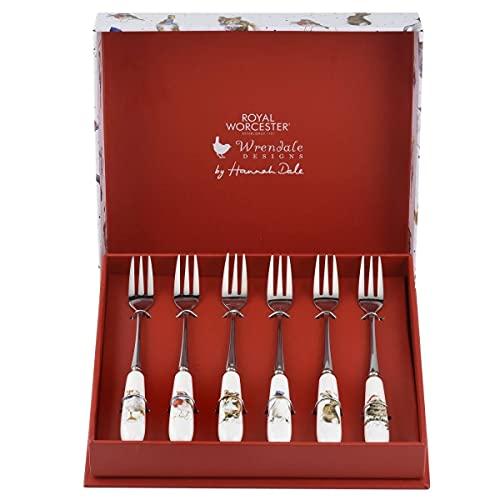 Pastry Forks 6 Stück