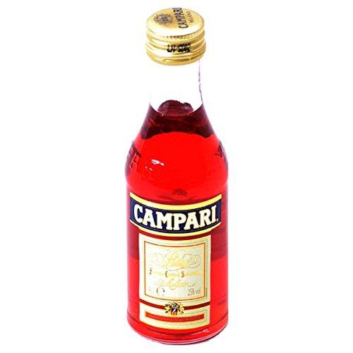 Campari Bitter aus Italien 4 cl