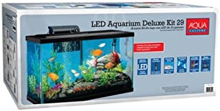 aqua culture led aquarium starter kit