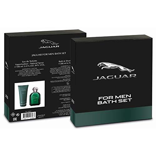 Jaguar Fragrances Jaguar for Men Set - Eau de Toilette + Shower Gel Limitierte Edition