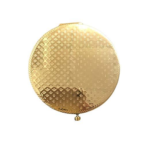 WFZ17 Miroir de poche grossissant – Idéal pour les sacs à main – Voyage – Miroir grossissant