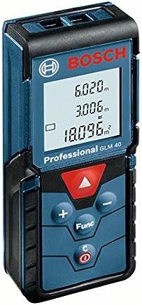 Trena a Laser Glm 40 Bosch Glm 40 Azul