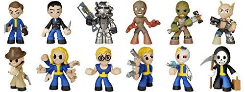Inconnu Mystery Minis Fallout Box mit 12 Minifiguren