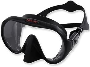 Hollis M1 Frameless Scuba Diving Freediving/Spearfishing Dive Mask