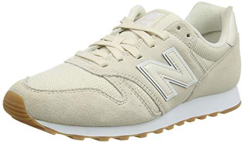 New Balance 373, Zapatillas Mujer, Blanco (Whitecap/White Wcg), 39 EU