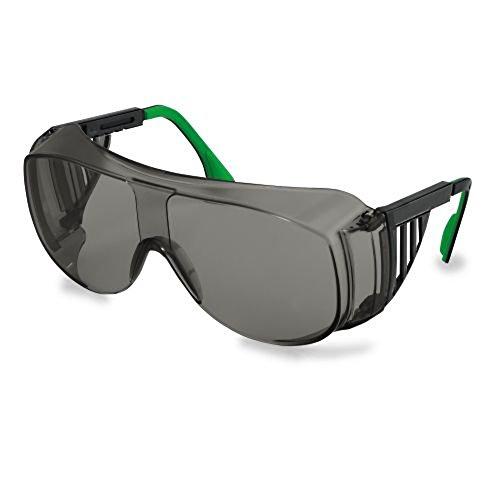 Uvex 9161 Infradur Schweißer-Überbrille SS 1,7 Grau