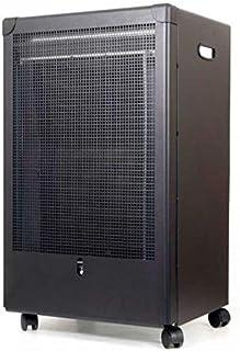 Eurowebb calefacción de Gas con Ruedas–Calefactor de rápida y eficaz 4200W