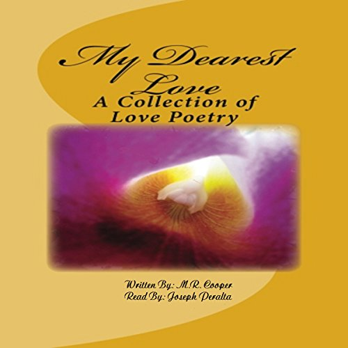 My Dearest Love: A Collection of Love Poetry audiobook cover art