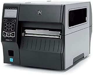 Zebra Technologies ZT42062-T210000Z Series ZT420 Direct Thermal/Thermal Transfer Industrial Printer, 203 DPI, 6
