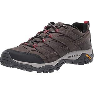 Merrell mens Moab 2 Prime Hiking Shoe, Charcoal, 10.5 US