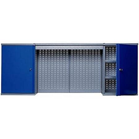 Küpper 70407 - Armario colgante (160 cm), color azul
