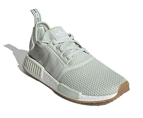 adidas Herren NMD_R1 Sneaker Grün, 49 1/3