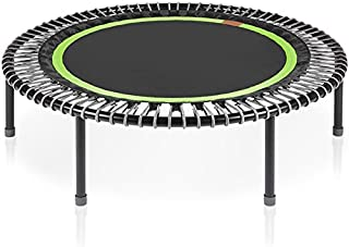 """bellicon Classic 49"""" Workout Trampoline with Fold-up Legs - Made in Germany - Best Bounce - 60 Day Online Workout Program Included"""