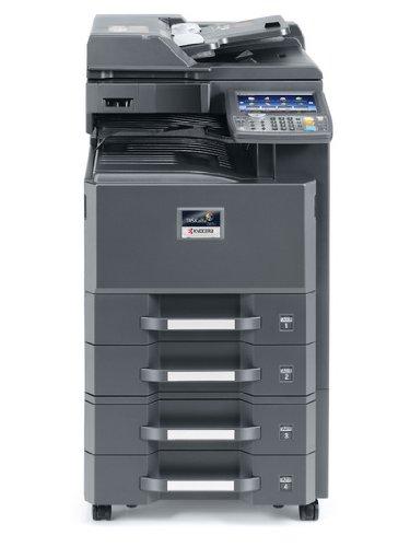 Kyocera TASKALFA 2551CI Multifunktionsgerät (Scanner, Kopierer, Drucker, USB 2.0) grau