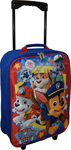 Nickelodeon Paw Patrol 15' Collapsible Wheeled Pilot Case - Rolling Luggage