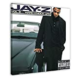 Jay-Z's Albumcover – Vol. 2... Hard Knock Life
