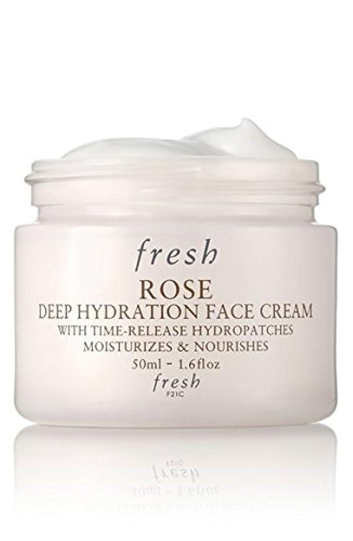 コショウ精査する虎Fresh ROSE Face Cream (フレッシュ ローズ フェイス クリーム) 1.6 oz (50ml) by Fresh for Women