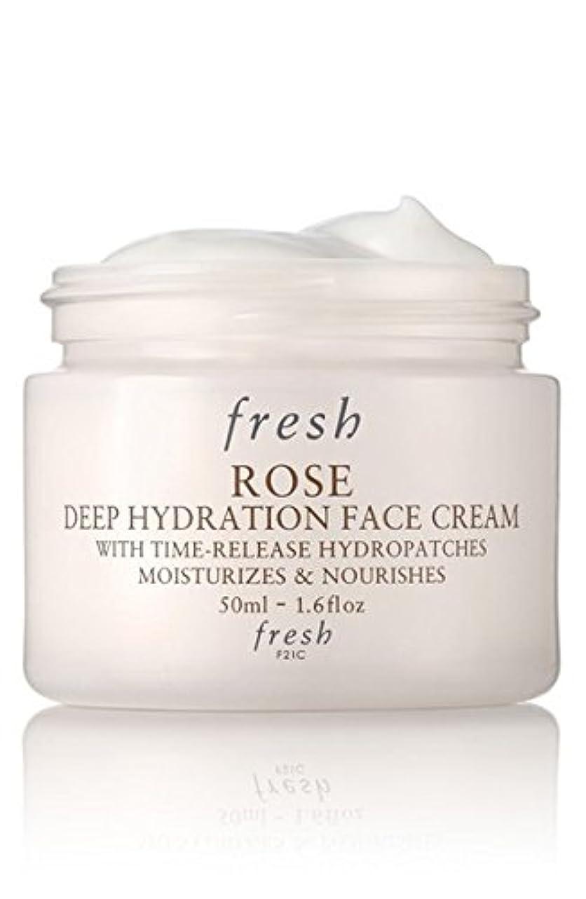 バースト上上Fresh ROSE Face Cream (フレッシュ ローズ フェイス クリーム) 1.6 oz (50ml) by Fresh for Women