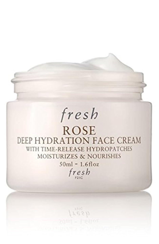 エレガントメロドラマ探すFresh ROSE Face Cream (フレッシュ ローズ フェイス クリーム) 1.6 oz (50ml) by Fresh for Women