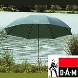 DAM Anglerschirm Großer Mehrzweck Schirm 2,60m