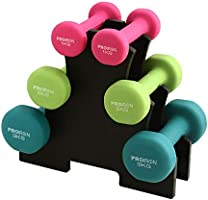 PROIRON Neoprenowe obciążniki do hantli dla 1 kg 1,5 kg 2 kg 3 kg 4 kg 5 kg 8 kg 10 kg, Obciążniki do ćwiczeń rąk i ramion