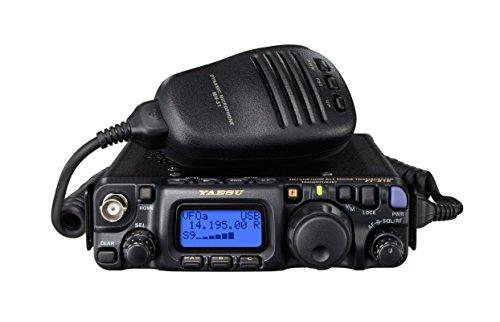 YAESU ft-818ND RTX veicolare/portátil HF/VHF/UHF–SSB/CW/AM/FM + tcxo-9