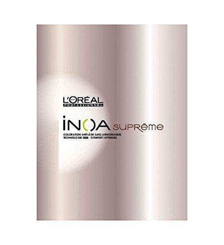 L'Oréal Professionnel INOA Supreme Farbkarte