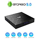 T9 Android 9.0 TV Box Smart Media Box 4GB RAM 64GB ROM RK3318