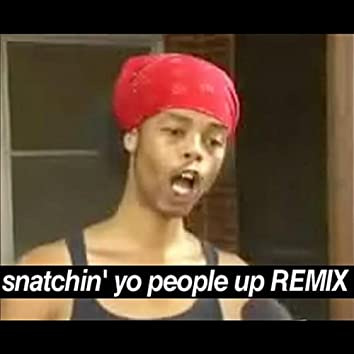 There's A Rapist In Lincoln Park (Snatchin' Yo People Up Remix)