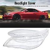 エレガントな外観:ヘッドライトの色合いは、困難な表面に順応して伸びるように設計されています。 安定性と信頼性:内部ランプを傷やバンプから保護するのに最適 耐久性:高品質の透明なプラスチック素材、頑丈で耐久性 より簡単で高速なインストール:簡単にインストールでき、元の車にぴったりフィット 互換性:このヘッドライトカバークリアレンズは、E60 E61 525i 530i 545i 550i 2003-2010に適合します。 あなたが購入する前に、このアイテムがあなたの車に合うことを確認してください