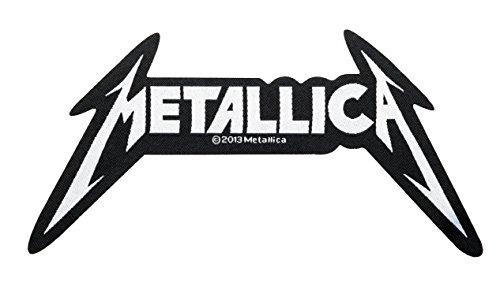 Unbekannt Metallica - Shaped Logo[Patch/Aufnäher ] Metallica Aufnäher !!