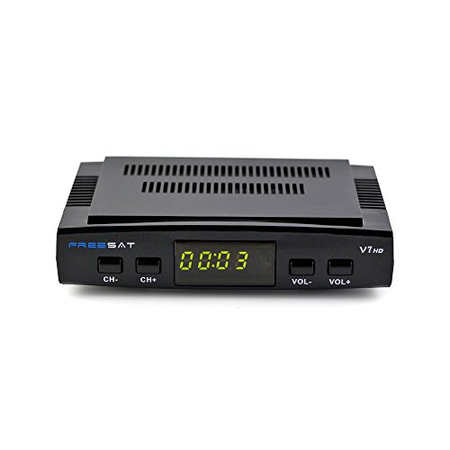 『Signstek 地上デジタルチューナー 1080P HD衛星テレビ受信機 衛星放送受信機 8チャンネル USB/WIFIでアップグレード』の1枚目の画像