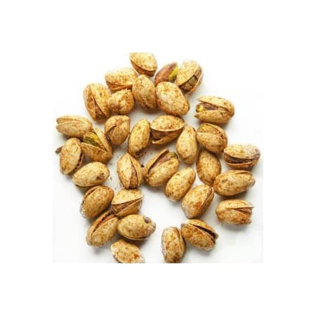 Garlic Pistachios ( 1 lb )