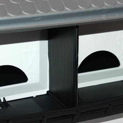 SK Raleigh Mall Regular discount Manufacturing Porch Dividers of Set 8