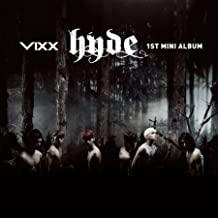 [KPOP, CD, Vixx] Hyde (We are shipping it from Korea)