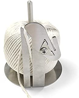The Sausage Maker - Butcher Twine Dispenser with 100 Percent All Natural Cotton Twine, 402 Feet Twine Length