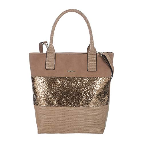 Boscha Shopper Bronze