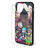 Spla-toon iPhone 11 Case Cover, Personalized TPU Soft Silicone + Tempered Glass Shell for iPhone 11/pro/pro Max