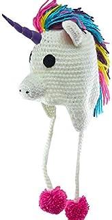 diseño encantador hacer un pedido mejor mayorista Amazon.es: unicornios - Set de bufanda, gorro y guantes ...