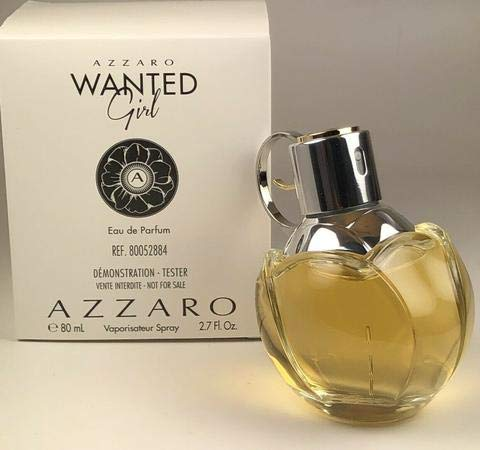 WANTED GIRL TESTER 2.7 Oz Eau de Parfum spray WHITE BOX