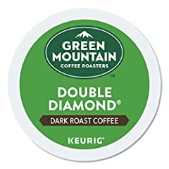 Convenient 96-count case Double Black Diamond Extra Bold is our darkest Extra Bold. It's a heavy-bodied coffee with a dark and toasty flavor Dark and toasty. On a darkness scale of 1 - 10, this one goes to eleven Easy to use Kcups Contains 96 K-Cups ...