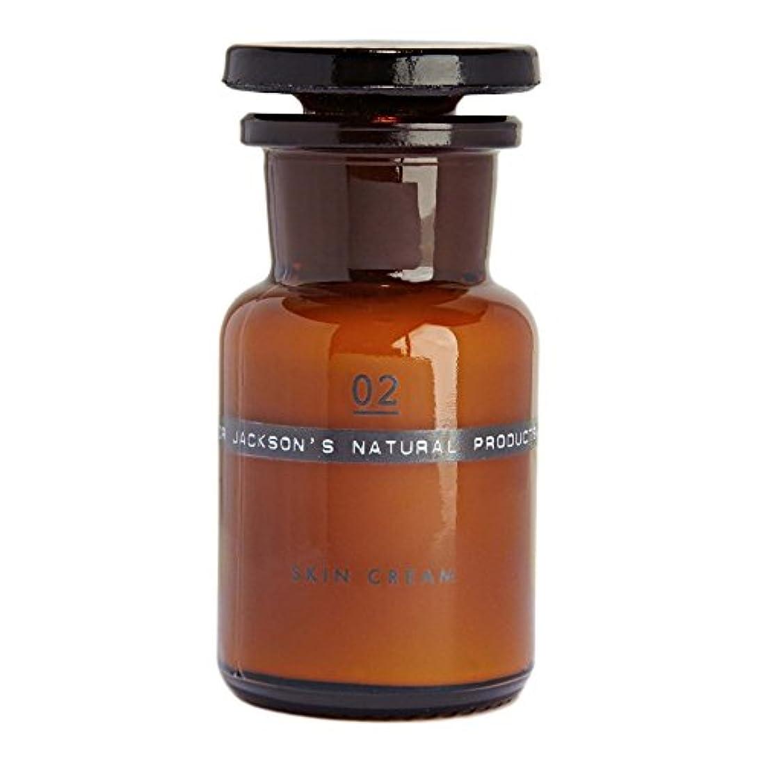 謎めいたボウリングパイプDr Jackson's 02 Skin Cream 50ml (Pack of 6) - ジャクソンの02スキンクリーム50ミリリットル x6 [並行輸入品]
