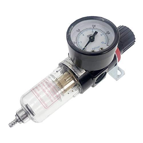 Válvula Filtro AFR2000 neumática Unidad de Tratamiento de Aire Regulador de presión Interruptores AFR2000 Gauge Por cjianhua (Color : AFR 2000)