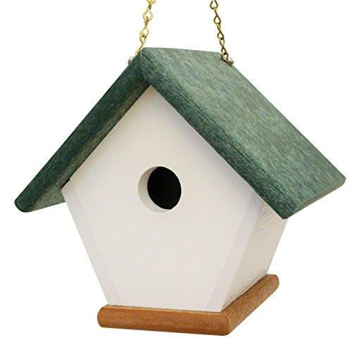 HomePro Garden Hanging Wren Bird House Handmade from Eco Friendly...