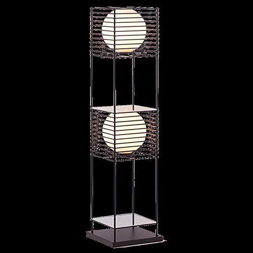 CLJ-LJ Nordic - Lámpara de pie para salón, dormitorio, estantería, sofá, mesa sencilla, moderna lámpara de mesa vertical