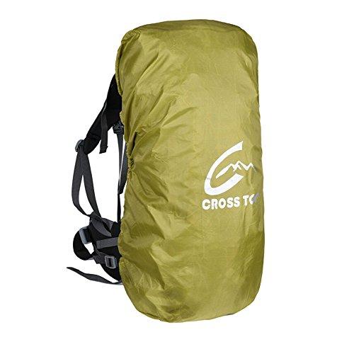 [GREEN] Camping / Sac à dos randonnée imperméable à, taille M, 30-50L