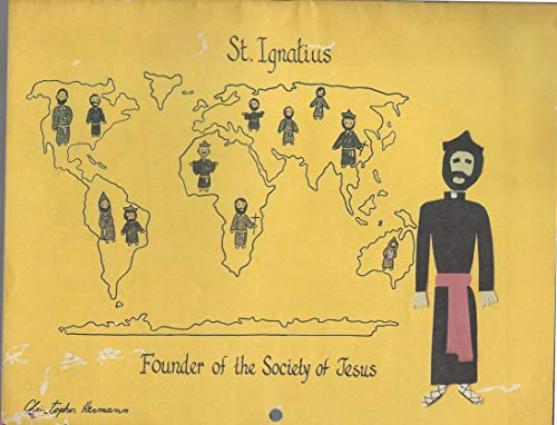 Jesuit Foreign Missions Calendar - September 1984-1985 with Drawings by Children